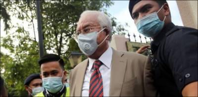 لاکھوں ڈالر کی کرپشن، سابق ملائشین وزیراعظم کو 12 سال قید کی سزا