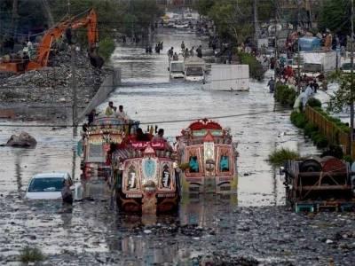کراچی کا ڈوبنا بڑا المیہ ہے، کسی کو احساس نہیں،سندھ ہائیکورٹ شدید برہم