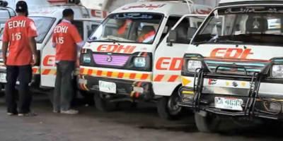 کراچی:ایدھی کا ہیلپ لائن نمبر خراب، ایمبولینس سروس معطل
