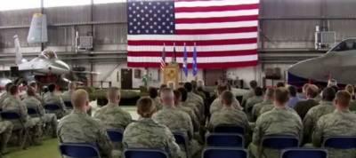 ٹرمپ کے اعلان کے بعد جرمنی میں تعینات 11800 امریکی فوجیوں کو واپس بلانے کا فیصلہ
