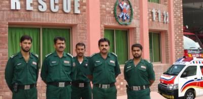محکمہ داخلہ پنجاب نے ریسکیو 1122 میں ترقیوں کا حکم نامہ معطل کر دیا