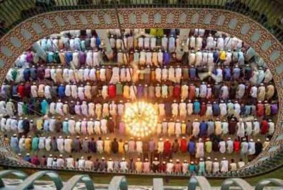 سعودی عرب سمیت خلیجی ممالک میں آج عید الاضحیٰ