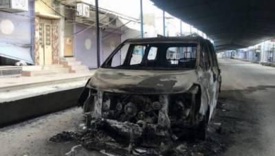شام: شمال مشرقی علاقے میں چیک پوائنٹ پر کار بم دھماکا، 6 افراد ہلاک ،15 زخمی