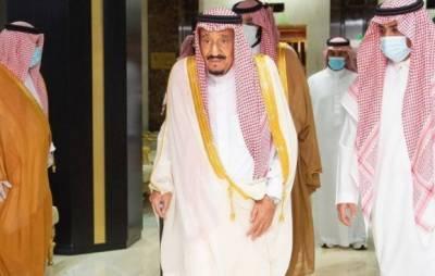 شاہ سلمان کامیاب سرجری اورمکمل صحت یابی کے بعد اسپتال سے محل منتقل