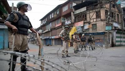 مقبوضہ کشمیر میں عیدالاضحی سے ایک روز قبل قابض بھارتی فوج کا کئی علاقوں کا محاصرہ