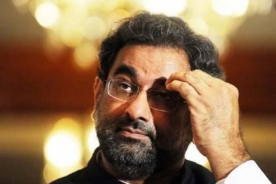 پہلے دن سے کہہ رہے ہیں نیب کو ختم کر دیں ورنہ یہ پاکستان کو ختم کر دیگا:شاہد خاقان عباسی