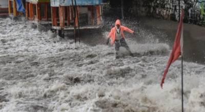 ممبئی میں طوفانی بارشوں نے تباہی مچادی،چارافرادہلاک،متعددلاپتہ