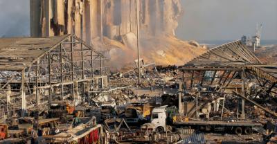 بیروت میں دھماکوں سے مرنے والوں کی تعداد 137ہوگئی