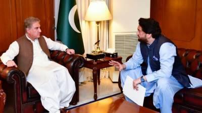 وزیرخارجہ،چیئرمین کشمیرکمیٹی کا مقبوضہ کشمیر میں انسانی حقوق کی خلاف ورزیوں پرتبادلہ خیال