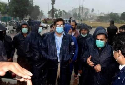 کل میں شہر کے دورے پر تھا، کسی کو ماسک پہنا ہوا نہیں دیکھا: وزیر اعلیٰ سندھ