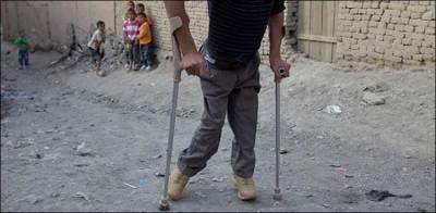 ملک میں پولیو کا ایک اور کیس رپورٹ، متاثرہ بچوں کی تعداد 64 ہوگئی