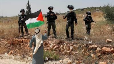 فلسطینی زمینوں کو ضبط کرنے کے احکامات