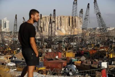 ترکی کی لبنان کو بیروت بندرگاہ کی آبادیوں کی تعمیر نو میں مدد کی پیشکش