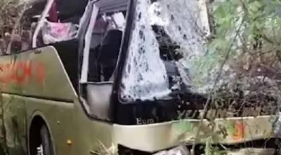 بابوسر کے مقام پر گاڑی مٹی کے تودے سے ٹکرا گئی، 11 سیاح زخمی