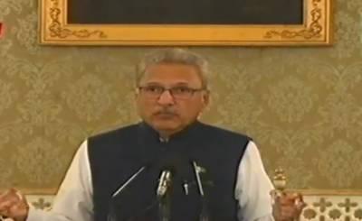 پاکستان میں اقلیتوں کو مکمل مذہبی آزادی اور بنیادی حقوق حاصل ہیں،صدر