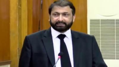 چیف جسٹس لاہور ہائیکورٹ نے سیشن کورٹ میں قتل کے واقعہ کا نوٹس لے لیا