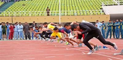 کھیل کے میدان بھی آباد، کھیلوں کی سرگرمیاں بحال