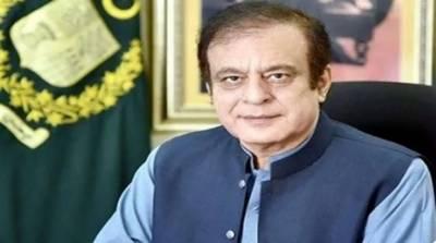 پاکستان مسلم لیگ (ن) نے نیب کے احاطے کے باہرسوچے سمجھے منصوبہ کے تحت ڈرامہ رچایا: وزیرشبلی فراز