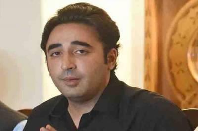 پی ٹی آئی والے سندھ کے دارالحکومت پر قبضہ کرنا چاہتےہیں: بلاول بھٹو
