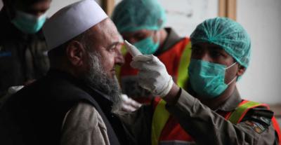 کورونا وبا: ملک میں 92 فیصد مریض صحتیاب، فعال کیسز 17 ہزار سے کم