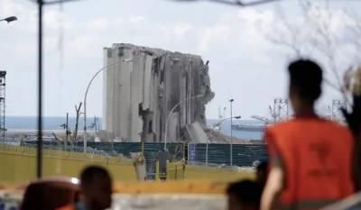 بیروت دھماکوں سے متاثرہ 60 تاریخی عمارتوں کے منہدم ہونے کا خطرہ