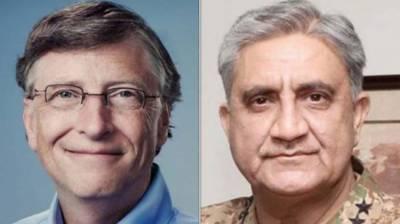 بل گیٹس نے کورونا وائرس کی روک تھام کے حوالے سے پاکستان کی کامیابیوں کو سراہا