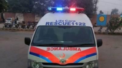 بونیر:مسافرگاڑی گہری کھائی میں گرنےسے7افرادجاں بحق