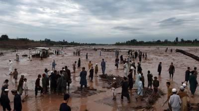 خیبرپختونخوا میں کل سے جمعہ تک شدید بارشوں کا انتباہ جاری