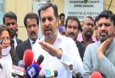 کراچی کو سوچی سمجھی سازش کے تحت تباہ کیا گیا: مصطفی کمال