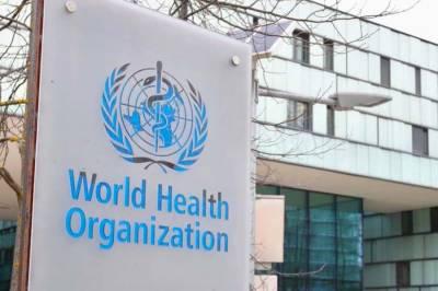 عالمی ادارہ صحت نے کورونا وائرس کی وبا کے نئے فیز کی وارننگ جاری کردی