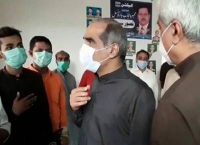 موجودہ حکومت کے 2 سال تباہی اور بربادی کے ہیں۔ سعد رفیق