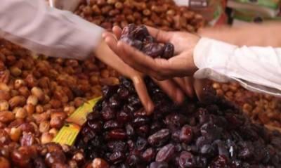 سعودی عرب: کھجوروں کی ایکسپورٹ میں اضافہ