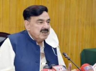 عمران خان حکومت کا تیسرا سال ترقی کا مثالی سال ہو گا:شیخ رشید