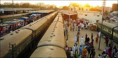 محرم الحرام کے پیش نظر ریلوے پولیس نے سیکیورٹی ہائی الرٹ کردی