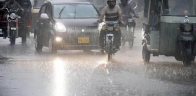 کراچی والے تیار ہوجائیں ! کل اور پرسوں گرج چمک کے ساتھ تیز بارش، الرٹ جاری