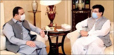 پسماندہ علاقوں کی ترقی کیلئے پنجاب کے اقدامات قابل تحسین ہیں، صادق سنجرانی