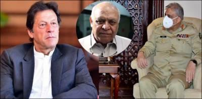 سینیٹر حاصل بزنجو کے انتقال پر وزیراعظم و آرمی چیف کا اظہار تعزیت