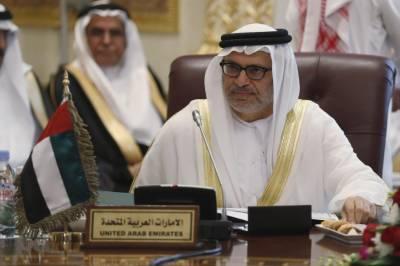 اماراتی سفارت خانہ مقبوضہ بیت المقدس کی بجائے تل ابیب میں قائم کیا جائے گا۔ انور قرقاش