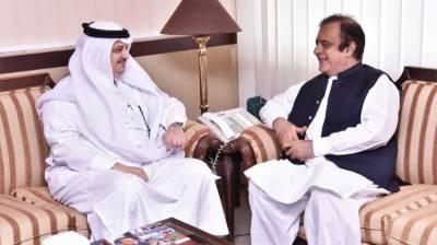 پاکستان، سعودی عرب تاریخی برادرانہ تعلقات کومزید مضبوط بنانےکیلئےپرعزم ہیں،وزیراطلاعات