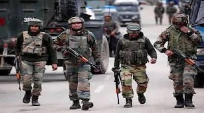 مقبوضہ کشمیر: بارہ مولہ میں آپریشن کے دوران ایک کشمیری نوجوان شہید