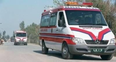ساہیوال:ٹریلراور ٹریکٹر ٹرالی میں تصادم ،3خواتین جاں بحق،25افراد زخمی