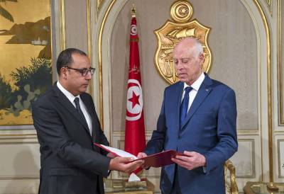 تیونس میں ٹیکنوکریٹس پر مشتمل نئی حکومت کا اعلان