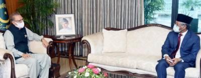 عالمی برادری اقلیتوں کے خلاف جبر و استبداد کے معاملے پر بھارت کا کڑا احتساب کرے،صدر