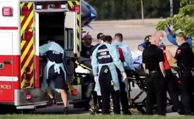 امریکی پولیس اہلکار کی سات گولیاں کھا کربھی سیاہ فام امریکی زندہ بچ گیا