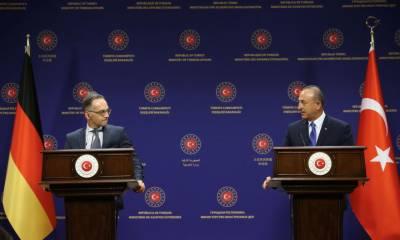 ترکی کی یونان کو ایک بار پھر دھمکی، تنازع کا فوجی حل پاگل پن ہوگا۔ جرمنی