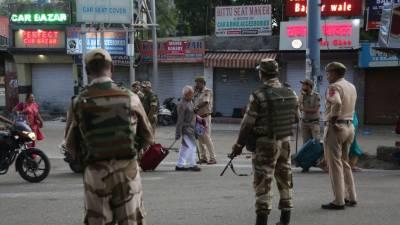 بھارتی حکومت کا کشمیرکو اپنا اندرونی مسئلہ قرار دینا محض ایک افسانہ ہے۔ امریکی تھنک ٹینک