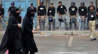 کراچی :محرم کے مرکزی جلوس کی سکیورٹی کے انتظامات شروع