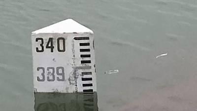 حب ڈیم میں پانی بلندترین سطح تک پہنچ گیا