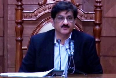 کراچی میں بارش کی وجہ سے تباہی کی صورتحال ہے: وزیراعلیٰ سندھ مراد علی شاہ