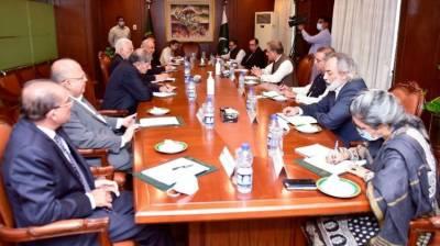 پاکستان خطے میں امن و استحکام کیلئے کوششیں جاری رکھے گا،وزیر خارجہ